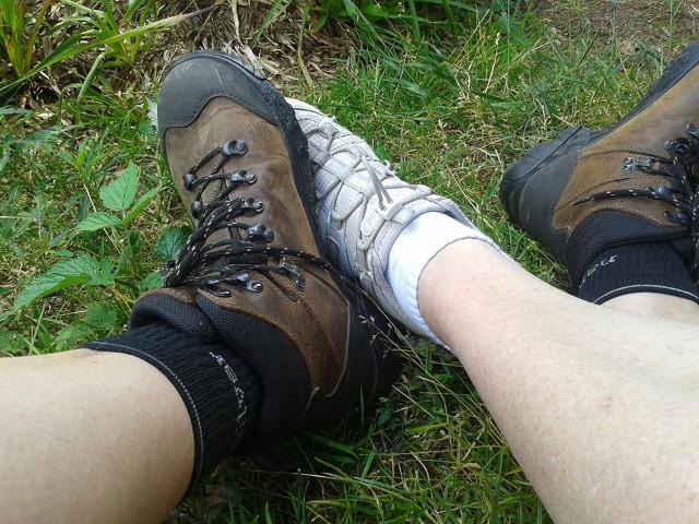 ponožky nanosilver Šumava